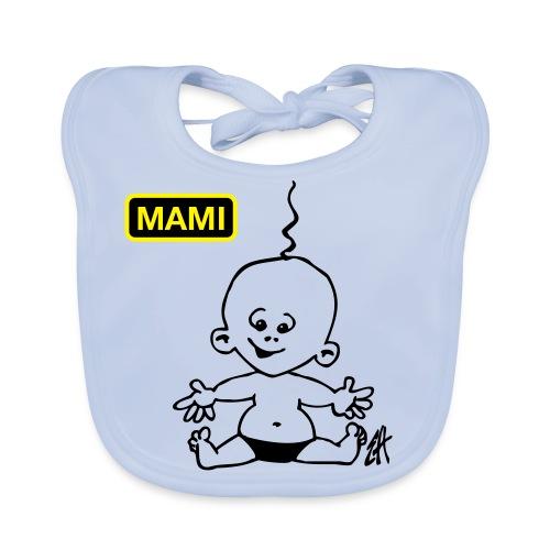 Tu no Mami - Babero ecológico bebé