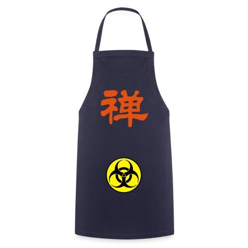 Tranqui, que no estoy contaminao - Delantal de cocina