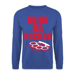 BANGLA BRING DA RUCKUS 3D SPLATTER RED SWEAT - Men's Sweatshirt