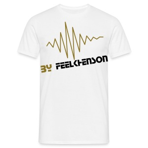WAVE SOUND BY FEELKHENSON - T-shirt Homme