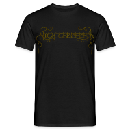 T-Shirts ~ Men's T-Shirt ~ Nightcreepers ocher branches