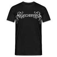 T-Shirts ~ Men's T-Shirt ~ Nightcreepers white branches