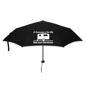 Umbrella - A caravan is for life - Umbrella (small)