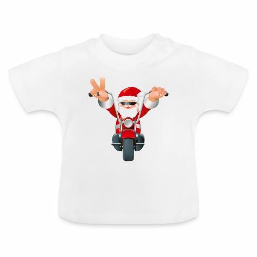Biker Christmas - Baby T-Shirt