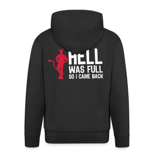 Hell was full - Premium-Luvjacka herr