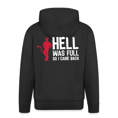 Hell was full - Premium-Luvjacka herr