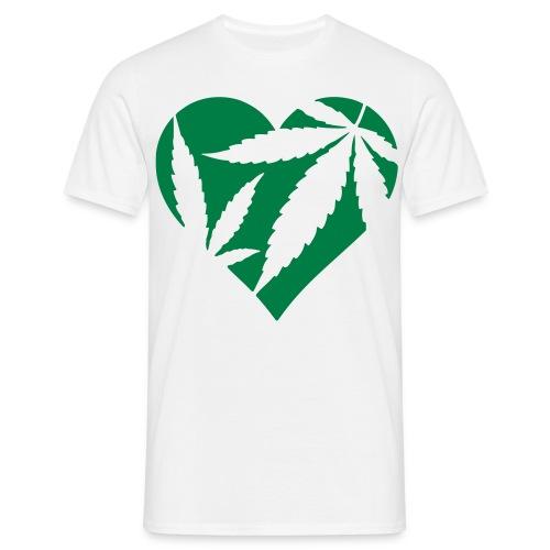 Cannabis - Koszulka męska
