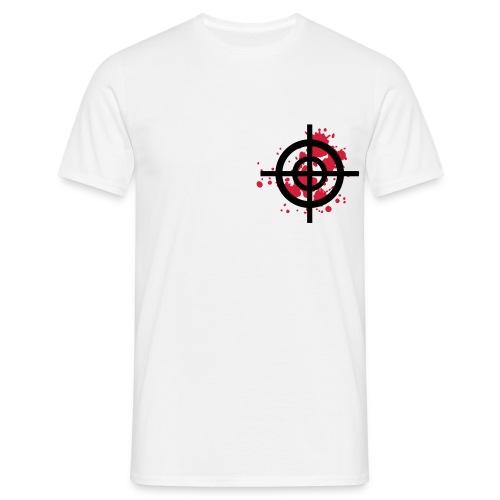 Koszulka celownik - Koszulka męska