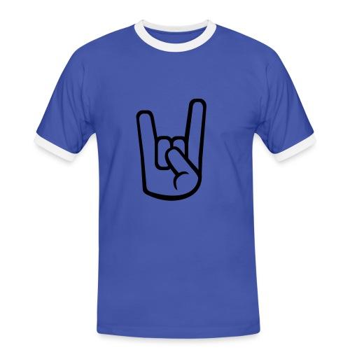 MENS MENS CONTRAST T-SHIRT - Men's Ringer Shirt