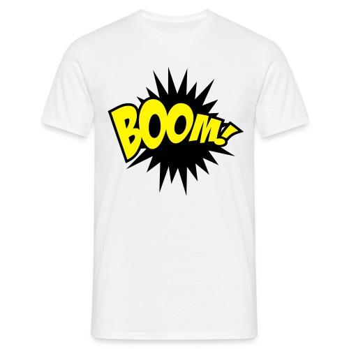 Boom! - Mannen T-shirt