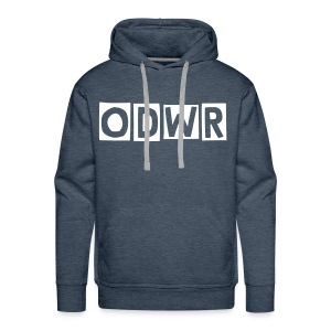 Mens hoodie (for customised lyrics email Julz!) - Men's Premium Hoodie