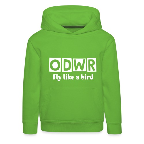 Childrens Hoodie (Name can be added to the back, and lyrics changed) - Kids' Premium Hoodie