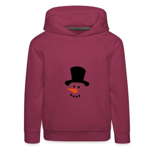Weihnachts-Pullover - Kinder Premium Hoodie