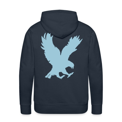 S-Aguila - Sudadera con capucha premium para hombre