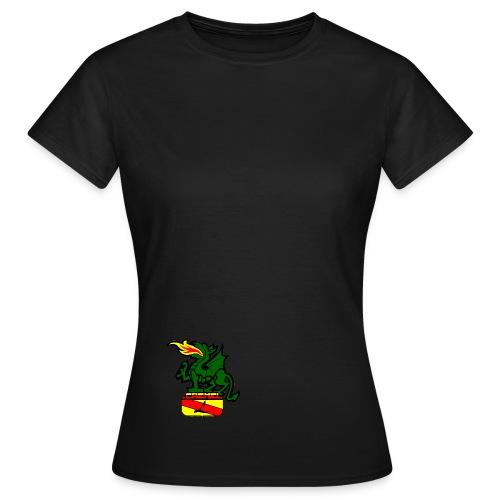 MECHANIC WOMAN T SHIRT - T-shirt Femme