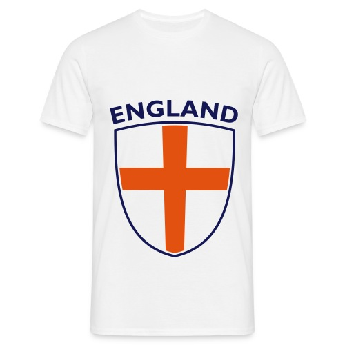 Tea in London Sheild Men's Shirt - Men's T-Shirt