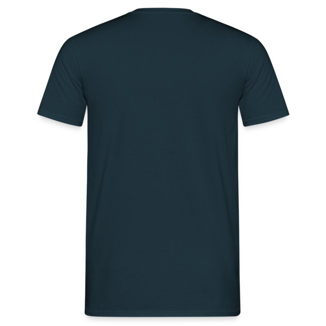Schräglagengierig, Männer Shirt