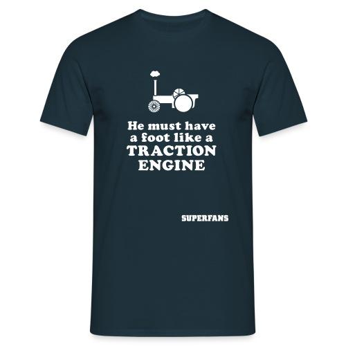 Traction Engine - Men's T-Shirt - Men's T-Shirt
