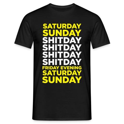 Shit Day! - Camiseta hombre