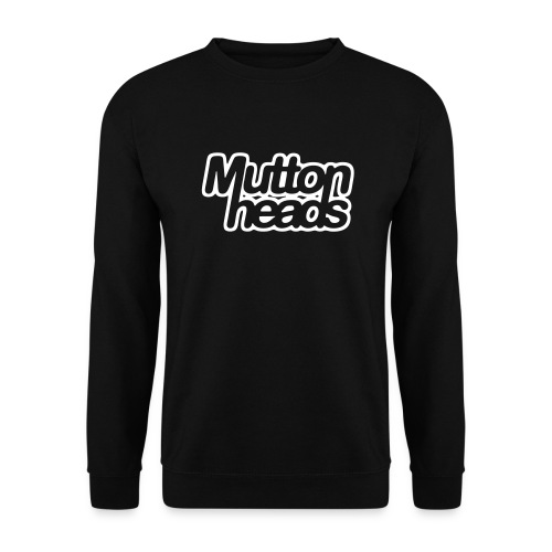mths_logo_nb - Men's Sweatshirt
