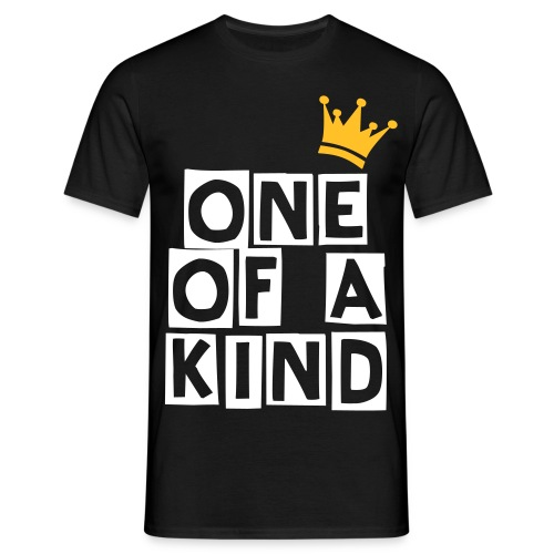 One of a Kind King t-shirt - Men's T-Shirt
