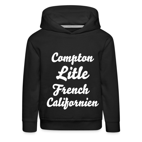 Baby Sweat French Californien - Pull à capuche Premium Enfant
