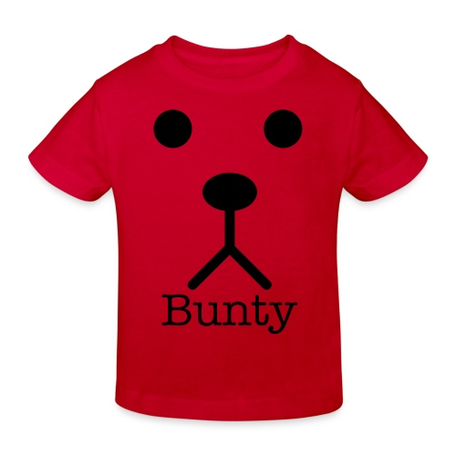 Dog name - Kinderen Bio-T-shirt