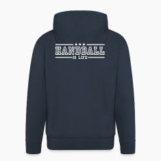 handball is life deluxe Vestes