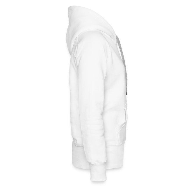 BYE, HONEY! hoodie white