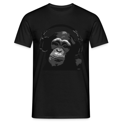 Monkey BoY Classic - T-shirt herr