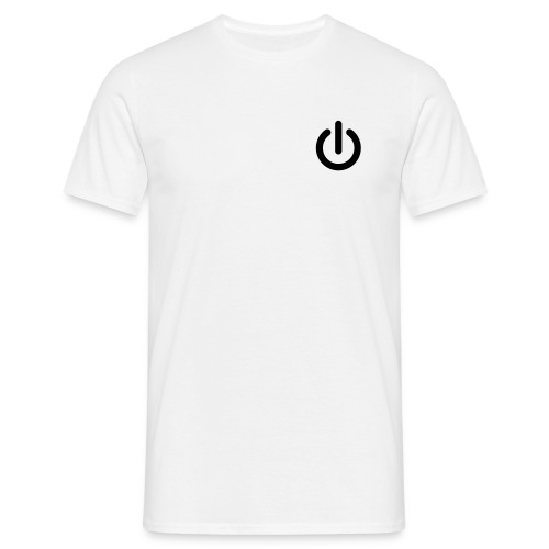Power. - T-shirt Homme