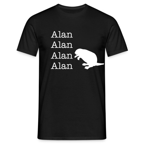 ALAN - Men's T-Shirt