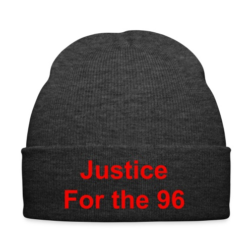 JUSTICE FOR THE 96 WINTER HAT - Winter Hat