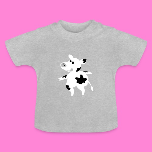Happy cow - Baby T-shirt
