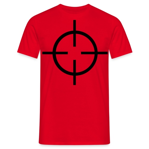 Red Shot - Camiseta hombre