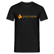 T-Shirts ~ Men's T-Shirt ~ polymake men's t-shirt (oran