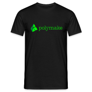 T-Shirts ~ Men's T-Shirt ~ polymake men's t-shirt (green)