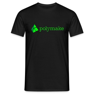 polymake men's t-shirt (green) - Men's T-Shirt