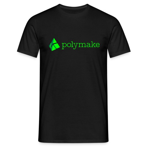 polymake men's t-shirt (green) - Men's T-Shirt