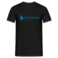 T-Shirts ~ Men's T-Shirt ~ polymake men's t-shirt (blue)