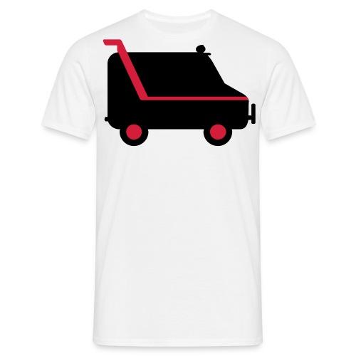 Bus - T-skjorte for menn