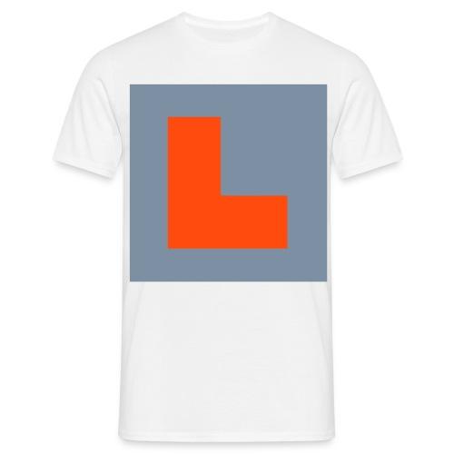 practice run (L) - T-skjorte for menn