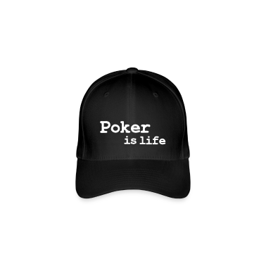poker is life Caps & Hats