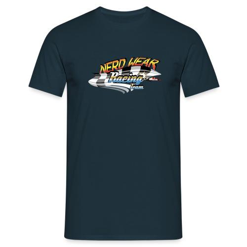 Nerd Wear Racing Team - Männer T-Shirt