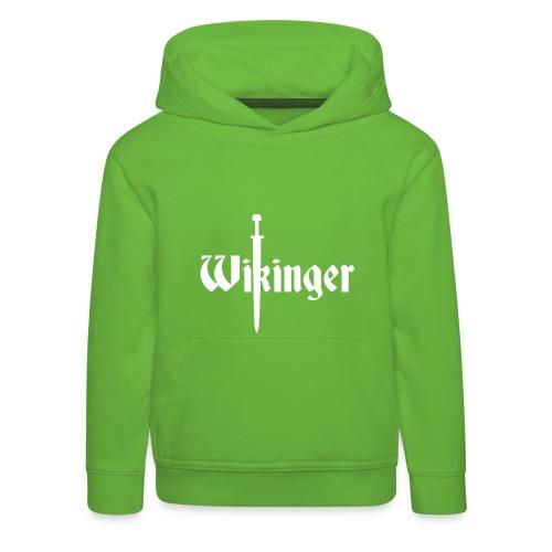 Kinder Kapuzenpullover Wikinger - Kinder Premium Hoodie