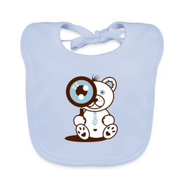 Little Bear with magnifying glass Accessories