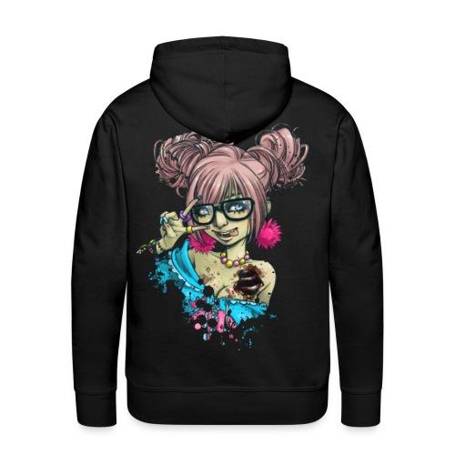 SHIBUYA UNDEAD colorful hoodie - Männer Premium Hoodie