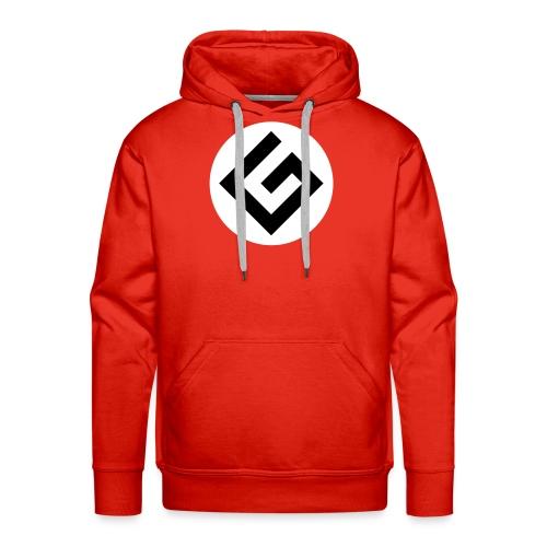 The Grammar Nazi Hoodie - Felpa con cappuccio premium da uomo