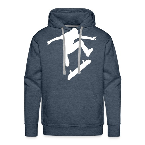 Skater - Sudadera con capucha premium para hombre