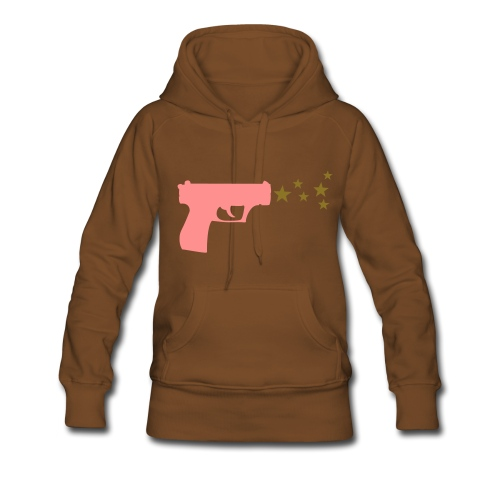 Revolver star sweet - Sweat-shirt à capuche Premium pour femmes